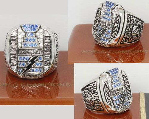 2004 NHL Championship Rings Tampa Bay Lightning Stanley Cup