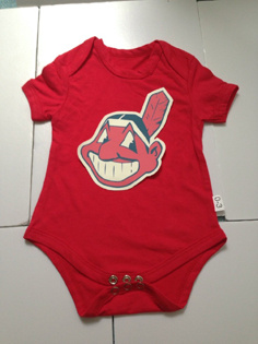 Cleveland Indians MLB Kids Newborn&Infant Gear Red