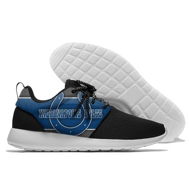 Men and women NFL Indianapolis Colts Roshe style Lightweight Running shoes (3)