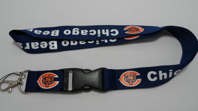 NFL Chicago Bears Key Chains
