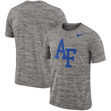Nike Air Force Falcons 2018 Player Travel Legend Performance T Shirt