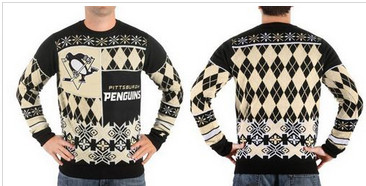 Pittsburgh Penguins Men's NHL Ugly Sweater