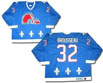 quebec nordiques 32 hunter light blue throwback jersey